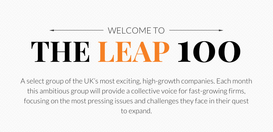 Zesty named in City AM's Leap 100 list of the most exciting companies in the UK