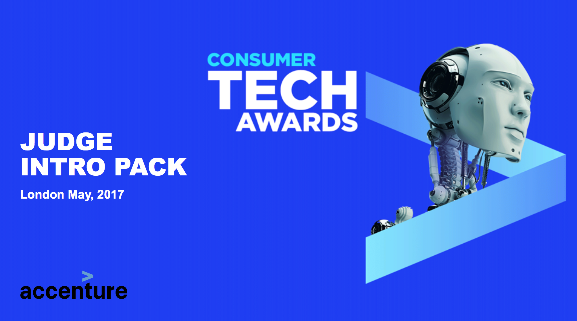 Zesty co-founder asked to judge the Accenture Consumer Tech Awards 2017